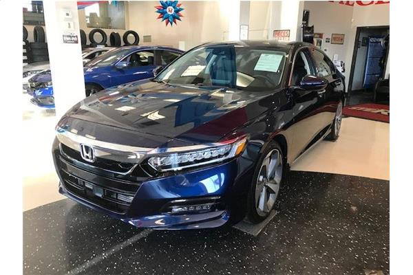 2019 Honda Accord 2019 Honda Sedan DEMO